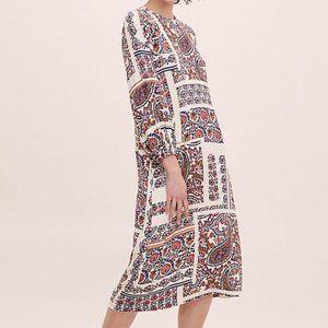 Anthropologie UK Kachel Carly Printed Dress